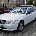 Автомобиль Мерседес (Mercedes Benz S Class) W 221 Long