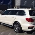 Внедорожник Mercedes-Benz GL-klasse