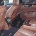 Автомобиль Мерседес (Mercedes Benz S Class) W 221 Long