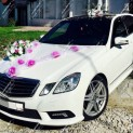 Автомобиль бизнес-класса Mercedes-Benz E200